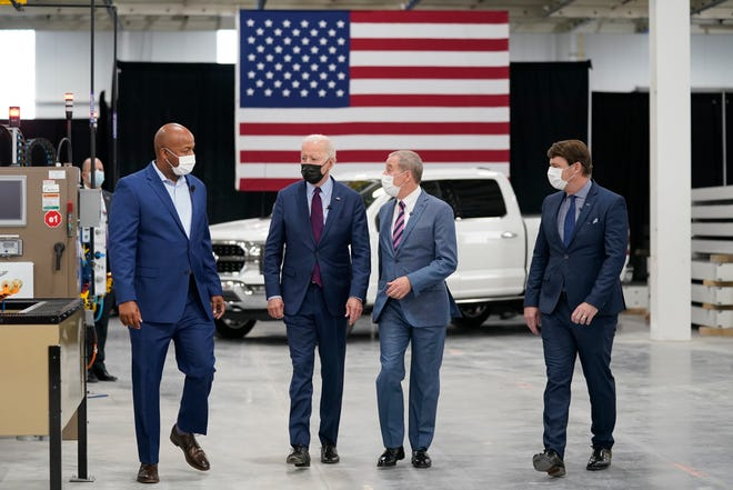 Ford drops use of 'chairman'