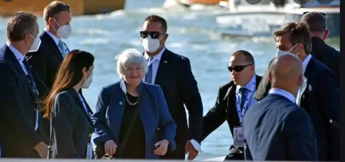 The G-20's global crackdown
