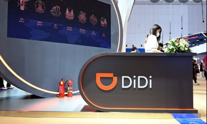 Didi Slumps As Chinese Officials Visit Offices