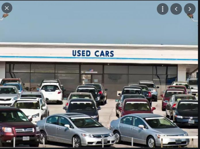 Used cars and food push